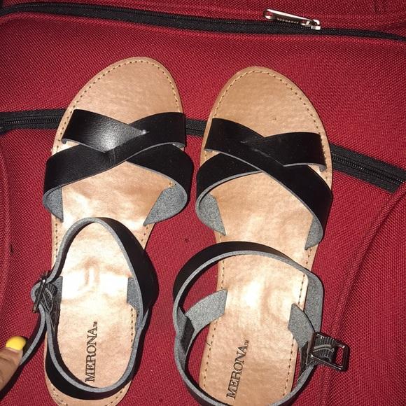 Merona Shoes - sandals!